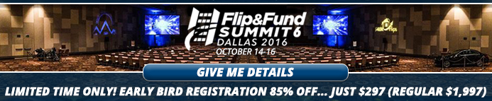 Flip and Fund Summit